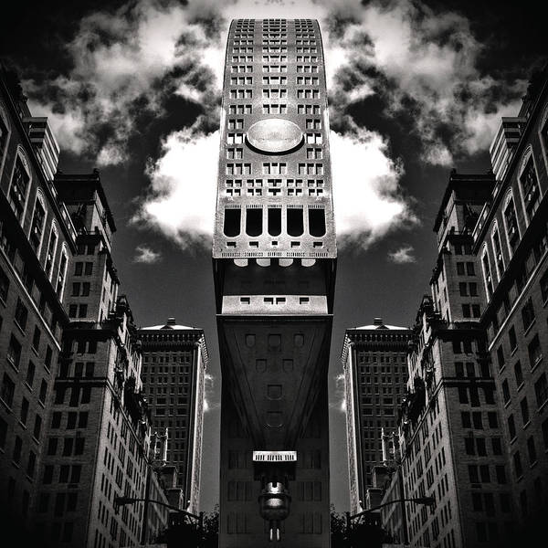 Photograph - Architectural Art by Natasha Marco
