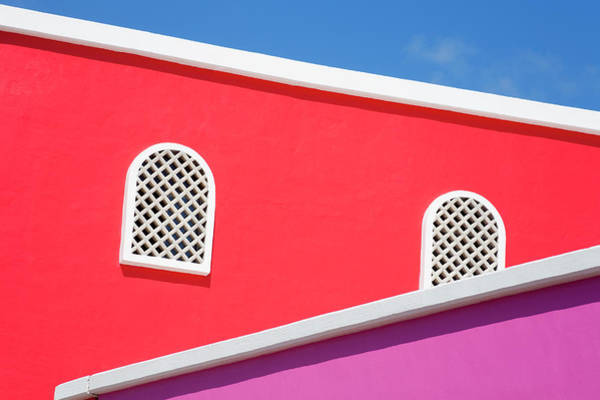Quintana Roo Photograph - Architectural Detail In Costa Maya by Richard Cummins / Robertharding