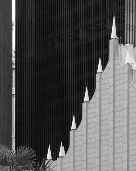 Photograph - Architectural Trendlines by Dwight Theall
