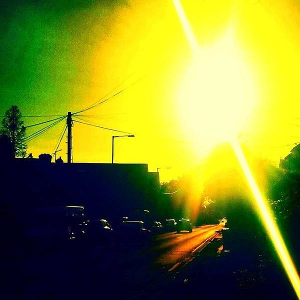 Pattern Photograph - Evening Light by Jason Michael Roust