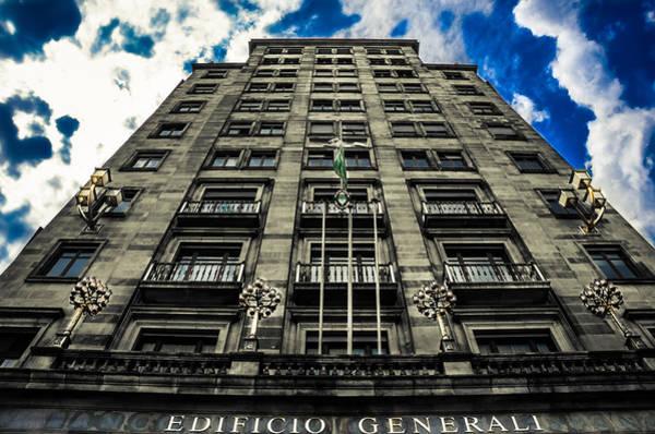 Photograph - Architecture In Barcelona by Sotiris Filippou