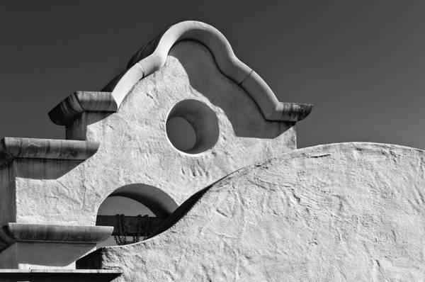 Adobe Photograph - Archway by Joseph Smith