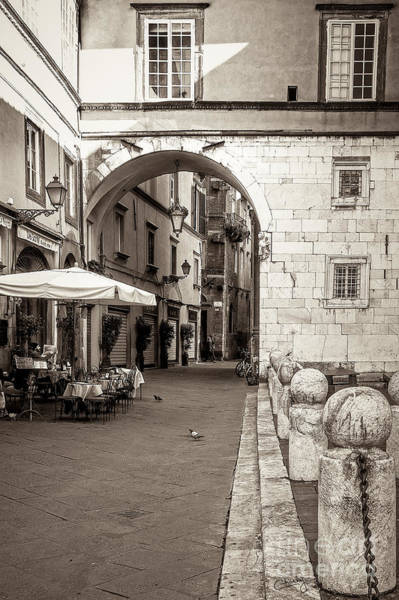 Photograph - Archway Over Street by Prints of Italy