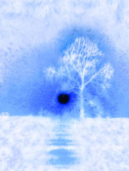Winter Time Digital Art - Arctic Blast by Dan Sproul