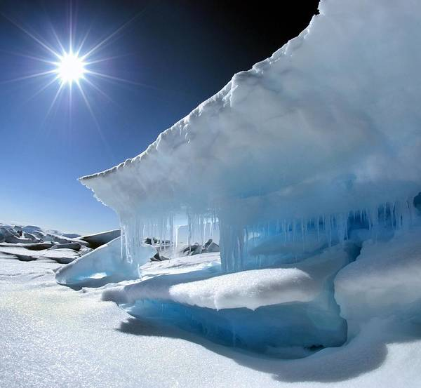 Wall Art - Photograph - Arctic Landscape by Louise Murray