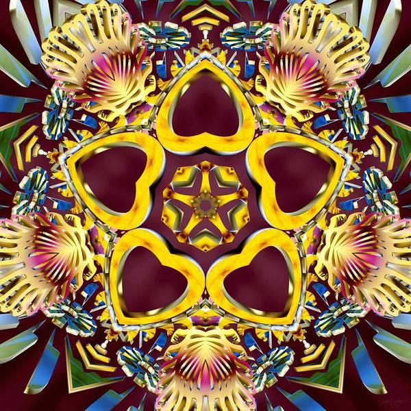 Digital Art - Arcturian Starseed by Derek Gedney