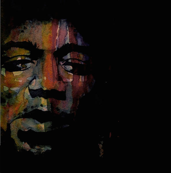 Wall Art - Painting - Are You Experienced by Paul Lovering