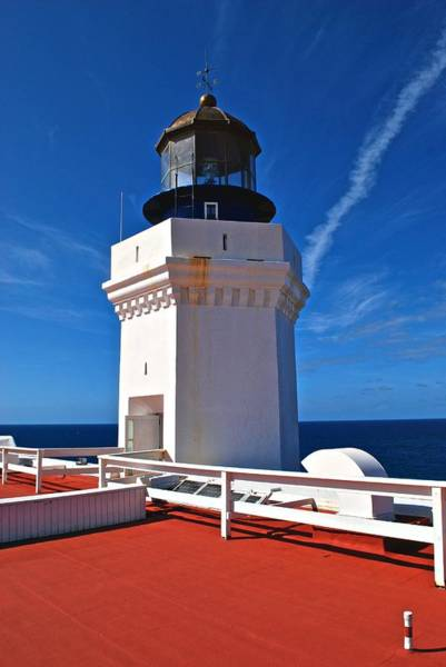 Photograph - Arecibo Lighthouse 7 by Ricardo J Ruiz de Porras