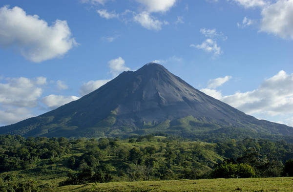 Wall Art - Photograph - Arenal Volcano by Brian Kamprath