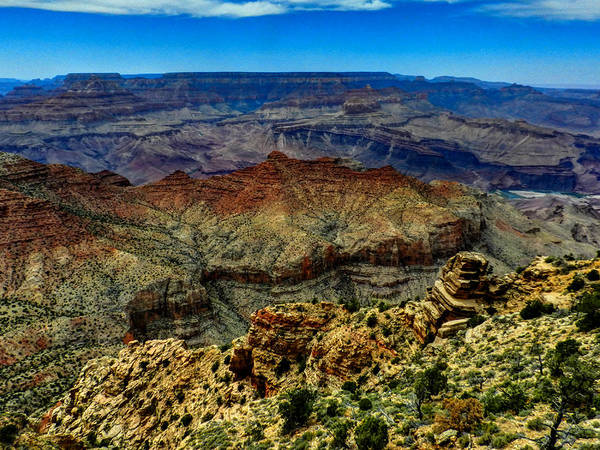 Photograph - Arizona - Grand Canyon 002 by Lance Vaughn