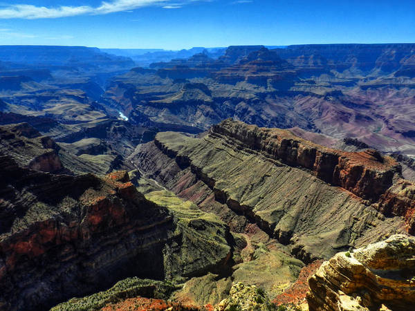 Photograph - Arizona - Grand Canyon 003 by Lance Vaughn