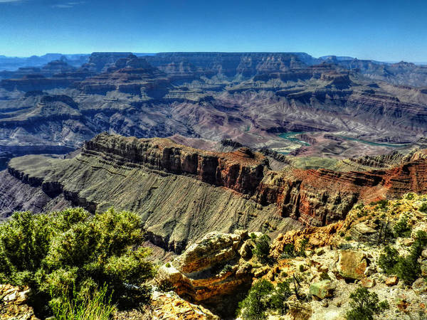 Photograph - Arizona - Grand Canyon 004 by Lance Vaughn