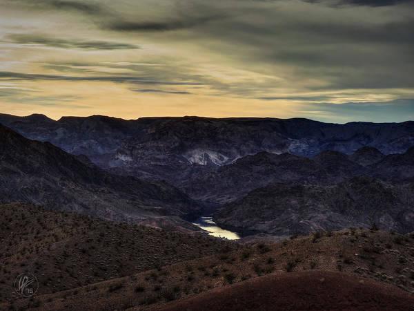 Photograph - Arizona Landscape 001 by Lance Vaughn