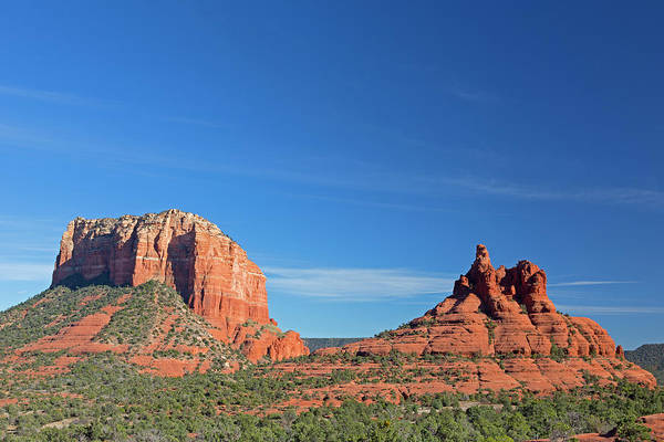 Bell Rock Photograph - Arizona, Sedona, Red Rock Country by Jamie and Judy Wild