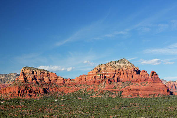 Wall Art - Photograph - Arizona, Sedona, Red Rock Country, Twin by Jamie and Judy Wild