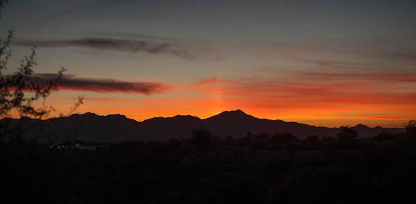 Photograph - Arizona Sunset by Dan McManus