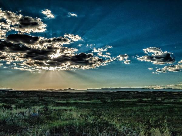 Photograph - Arizona Sunset by Louis Dallara