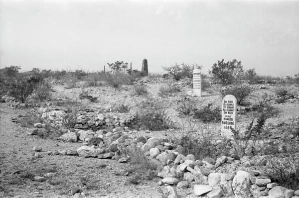Tombstone Arizona Photograph - Arizona Tombstone, 1940 by Granger