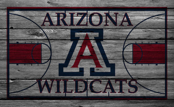 Arizona Wildcats Art Print