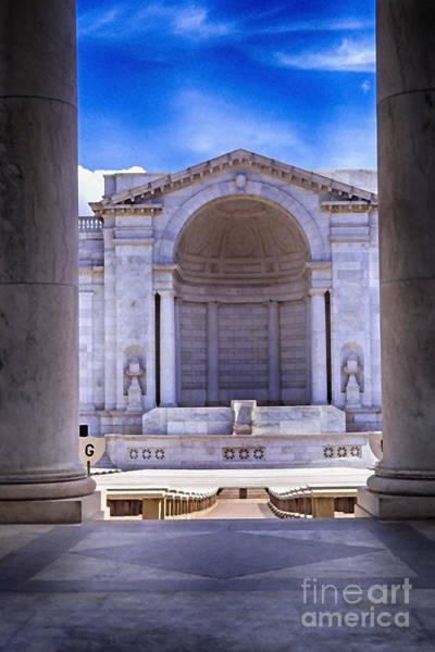 Wall Art - Photograph - Arlington National Cemetery by Thomas R Fletcher