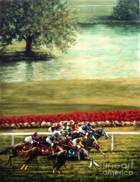 Arlington Park Art Print