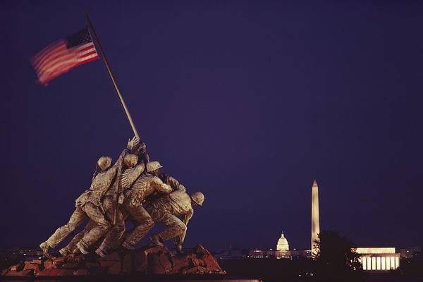 Wall Art - Photograph - Arlington, Washington, U.s by David Alan Harvey