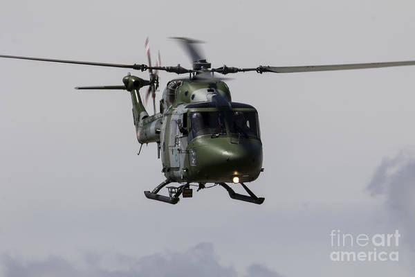 Army Air Corps Photograph - Army Lynx by J Biggadike
