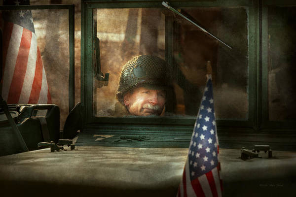 Photograph - Army - Semper Fi by Mike Savad