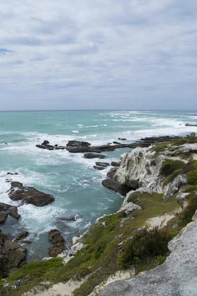 Wall Art - Photograph - Arniston Cliffs by Sarah-jane Laubscher
