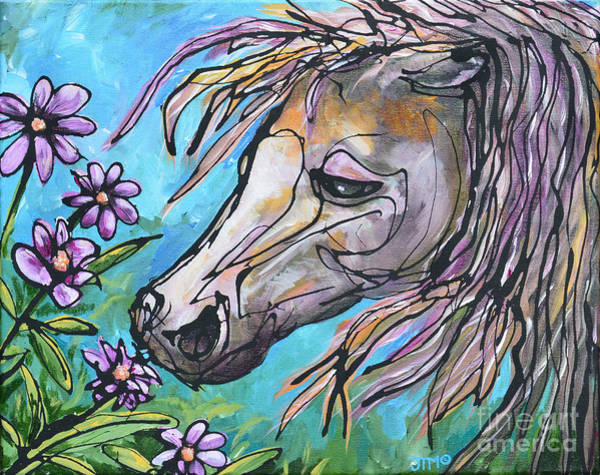 Painting - Aromatherapy by Jonelle T McCoy