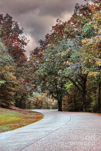 Photograph - Around The Bend by Jai Johnson