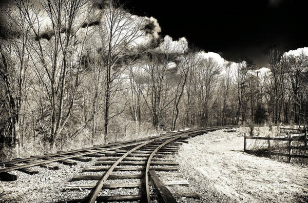 Photograph - Around The Bend by John Rizzuto