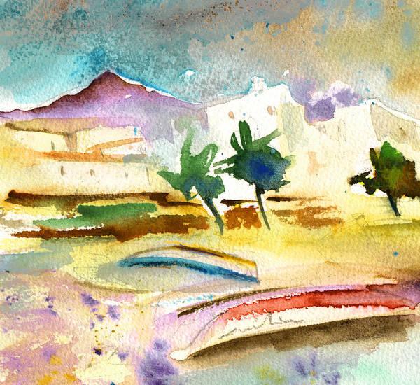 Painting - Arrecife In Lanzarote 14 by Miki De Goodaboom