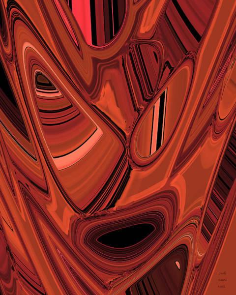 Digital Art - Arroyo 3 by Judi Suni Hall
