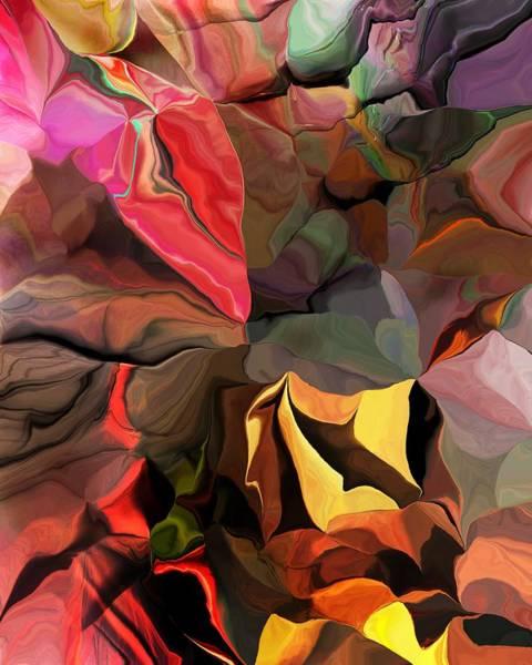 Wall Art - Digital Art - Arroyo  by David Lane