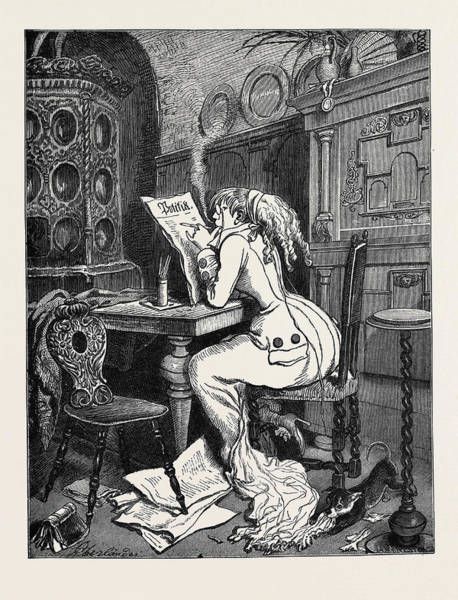 German Renaissance Drawing - Art Caricature In Germany The Renaissance Of The Renaissance by German School