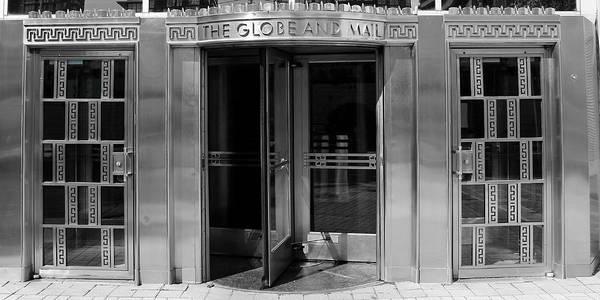 Photograph - Art Deco Door 3 by Andrew Fare