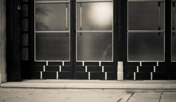 Photograph - Art Deco Doors by Ross Henton