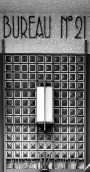 Photograph - Art Deco Post Office 2 by Andrew Fare