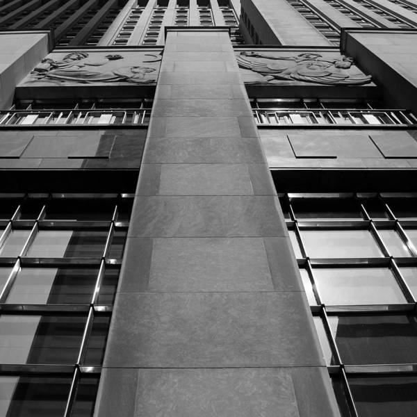 Photograph - Art Deco Tower 2 by Andrew Fare