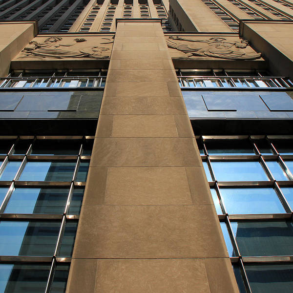 Photograph - Art Deco Tower by Andrew Fare