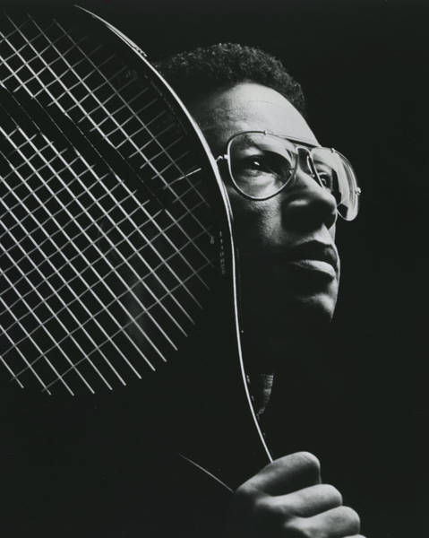Wall Art - Photograph - Arthur Ashe by Retro Images Archive