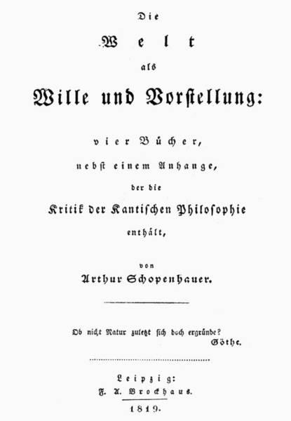 Painting - Arthur Schopenhauer (1788-1860) by Granger