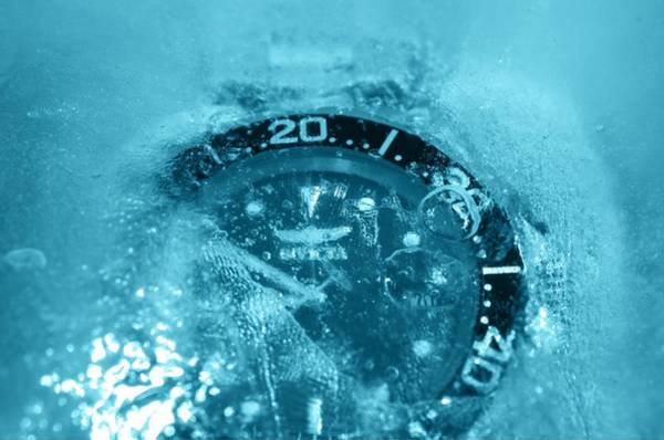 Invicta Photograph - Arctic Blue by See My  Photos