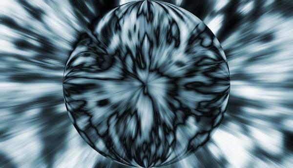 Big Bang Digital Art - Artificial Intelligence by Dan Sproul