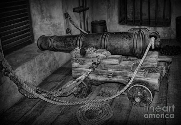 Wall Art - Photograph - Artillery At The Ready by Lee Dos Santos