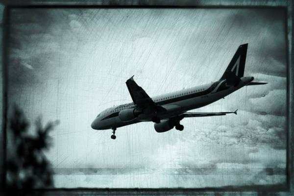Photograph - Artistic Alitalia by Doc Braham