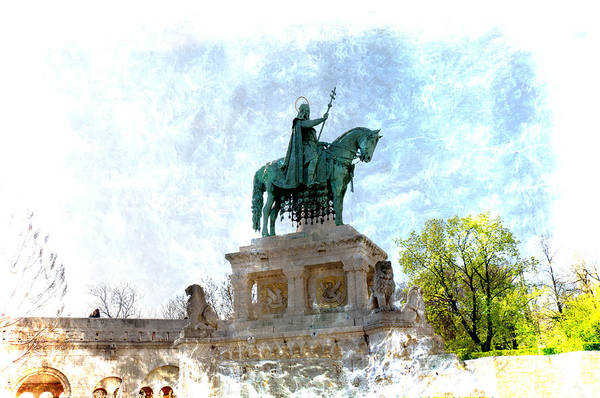 Photograph - Artistic Budapest by Brenda Kean