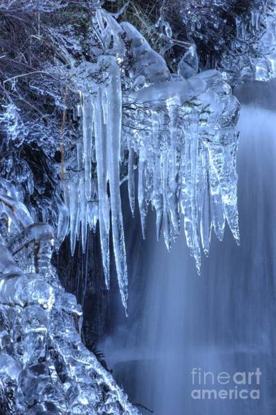 Photograph - Artistry In Ice 16 by David Birchall