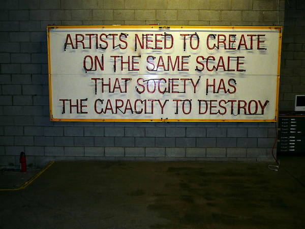 Photograph - Artists Need To Create by Jeff Lowe